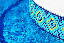 Pool Waterline Tile